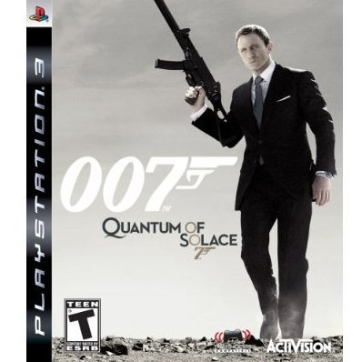 James Bond: Quantum of Solace [Damaged Case]