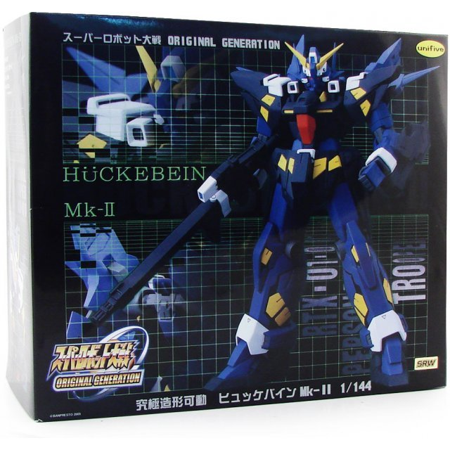 Super Robot Taisen 1/144 Pre-Painted Model Kit: Huckebein MK-II