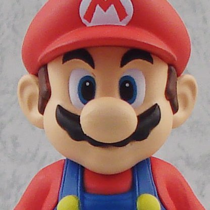 Super Mario Figure Collection Vol. 1 Pre-Painted Mini Figure: Super Mario