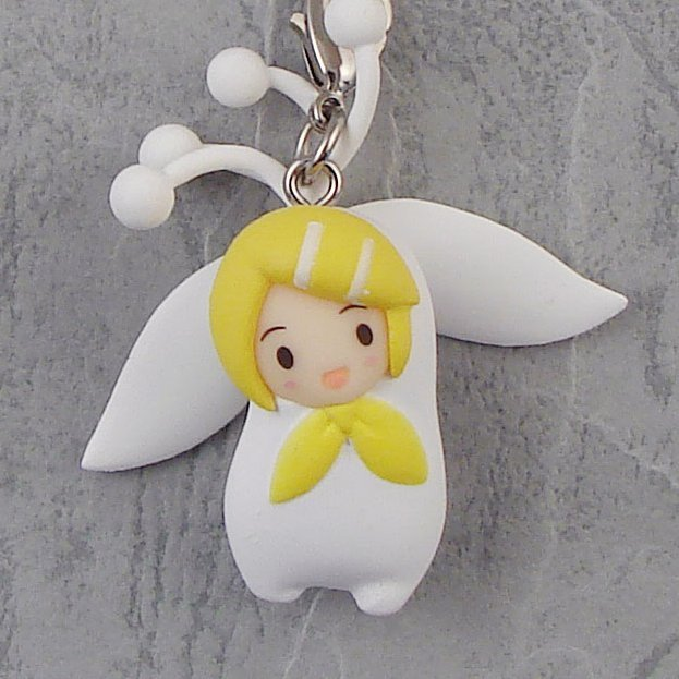 Good Smile Character Vocal Series Character Charm Collection Rin Strap