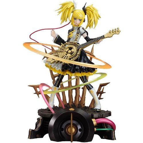 Vocaloid: Character Vocal Series 02 Rin Kagamine 1/8 PVC Figure: Kagamine Rin (Nuclear Fusion)
