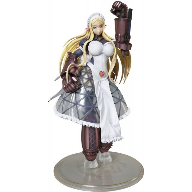 Excellent Model Core Queens Blade Rebellion 1/8 Scale Pre-Painted PVC Figure: Vante
