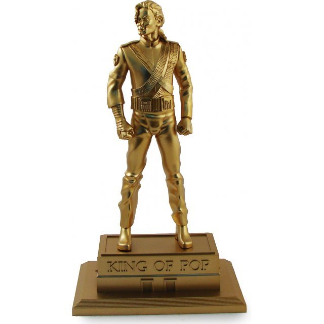 Michael Jackson King of Pop Pre-Painted Statue: Michael Jackson (Gold Version)