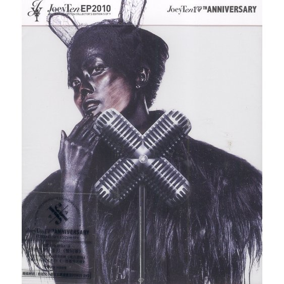 Joey Ten [10th Anniversary Collector's Edition 5 of 9 Chofy CD+DVD]