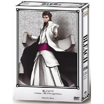 Bleach Boxset [Episode 152-167 4DVD]