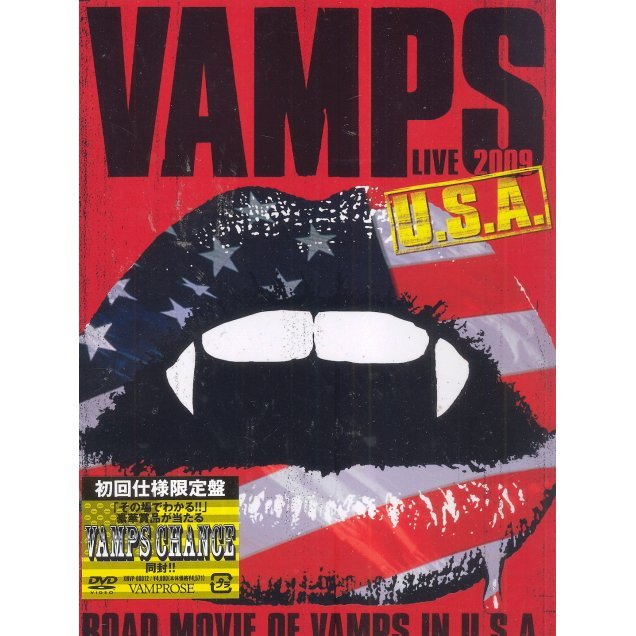 Vamps Live 2009 U.S.A. [Limited Edition]