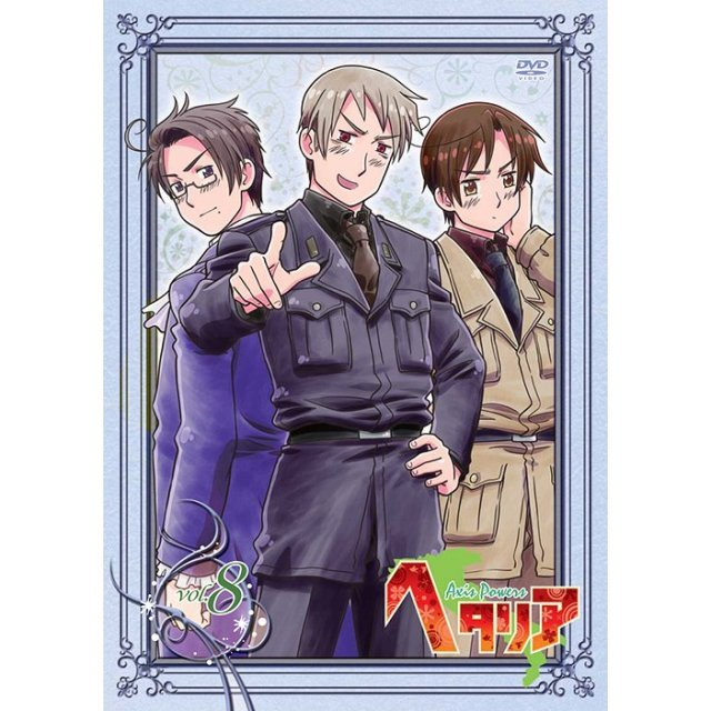 Hetalia Axis Powers Vol.8