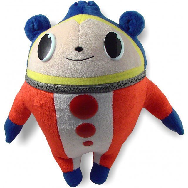 Persona 4 Pre-Painted Plush Doll: Kuma