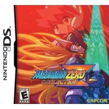 Mega Man Zero Collection