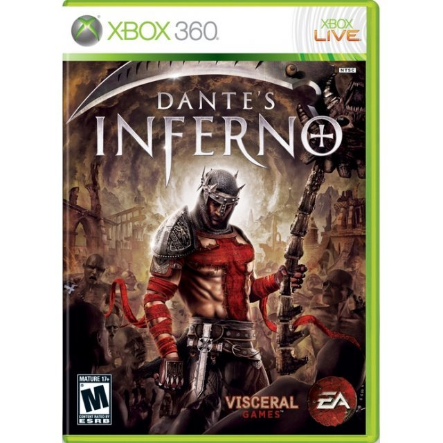 Dante's Inferno (Death Edition) [Damaged Box]
