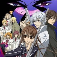 Vampire Knight Guilty [4-Disc Boxset Episode 1-13 END]