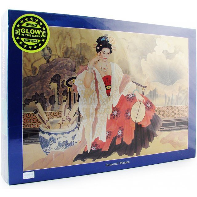 Immortal Maiden 1000 Pieces Jigsaw Puzzle