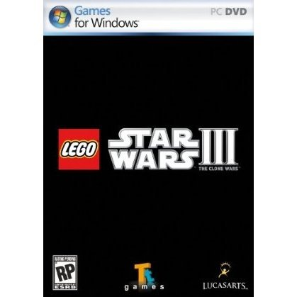 LEGO Star Wars III: The Clone Wars (DVD-ROM)