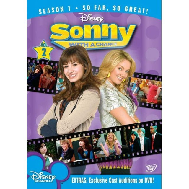 Sonny With A Chance Season 1 Vol. 2