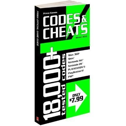 Codes & Cheats Winter 2011
