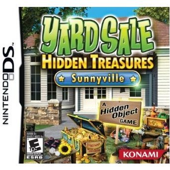 Yard Sale Hidden Treasures: Sunnyvillle