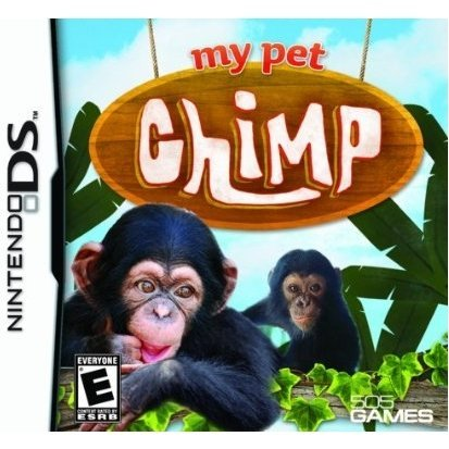 My Pet Chimp