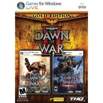 Warhammer 40,000: Dawn of War II Gold Edition (DVD-ROM)