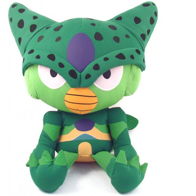 Dragon Ball Kai Plush Doll: Cell