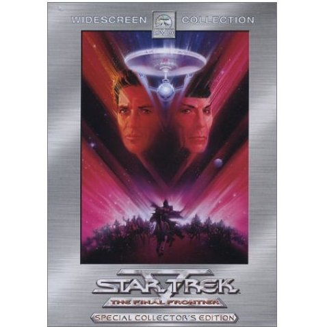 Star Trek V: The Final Frontier [2-Disc Special Edition]