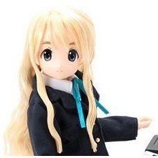 K-ON! 1/6 Scale Pre-Painted Doll Figure: Kotobuki Tsumugi (Azone International)