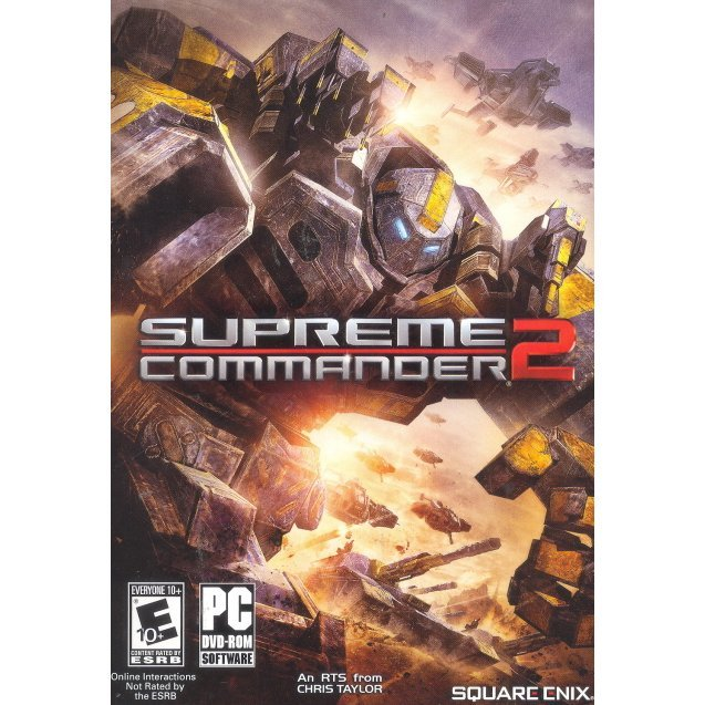 Supreme Commander 2 (DVD-ROM)