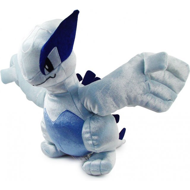 Pokemon Pocket Monster DP Pre-Painted Plush Doll: Lugia