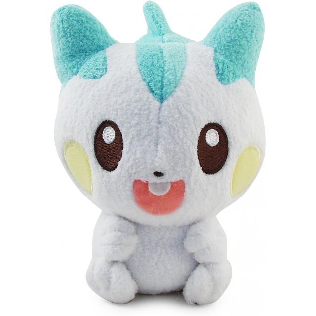 Pokemon Pocket Monster DP Pre-Painted Plush Doll: Pacherizu