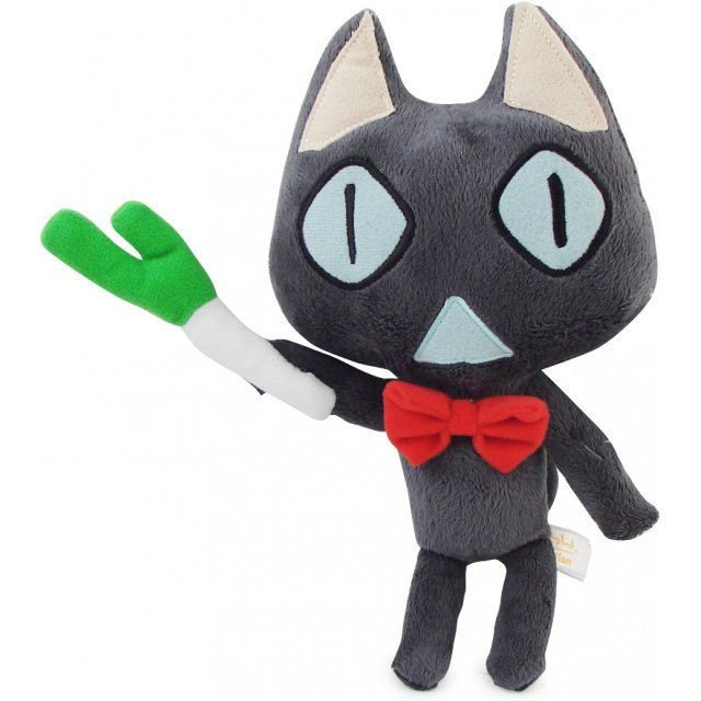 Dokodemoissyo X Miku Hatsune Fun Collection Plush Doll: Kuro