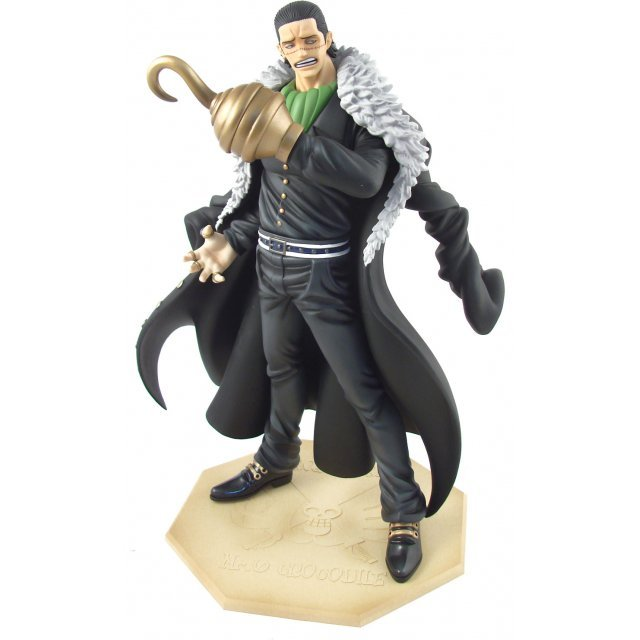 Excellent Model One Piece Neo DX Portraits of Pirates 1/8 Scale Pre-Painted Figure: Crocodile