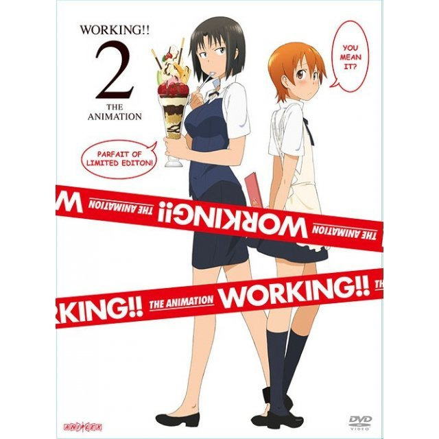 Working Vol.2 [DVD+CD Limited Edition]