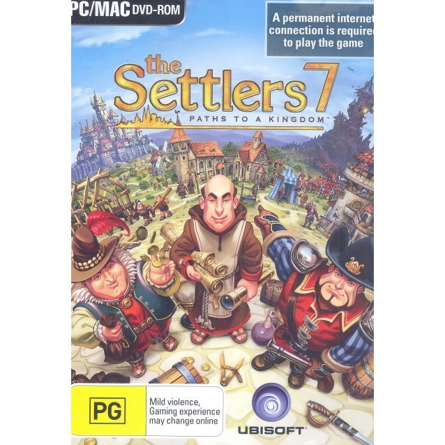 The Settlers 7: Paths to a Kingdom (DVD-ROM)