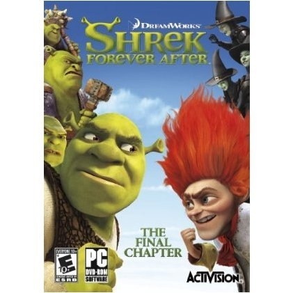 Shrek Forever After (DVD-ROM)