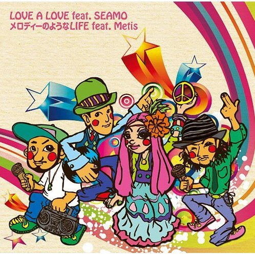 Love A Love Feat. Seamo / Melody No Youna Life Feat. Metis [Limited Edition]