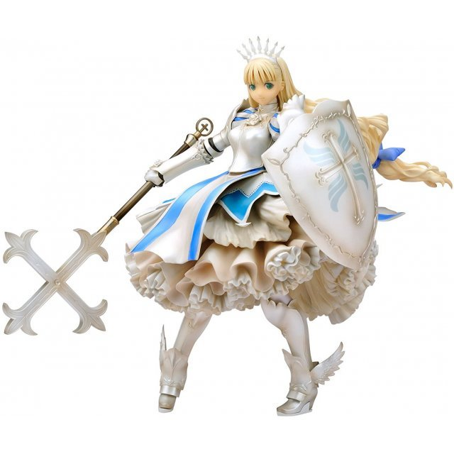 Shining Wind 1/8 Scale Pre-Painted PVC Figure: Clalaclan (Philias Armour Version)