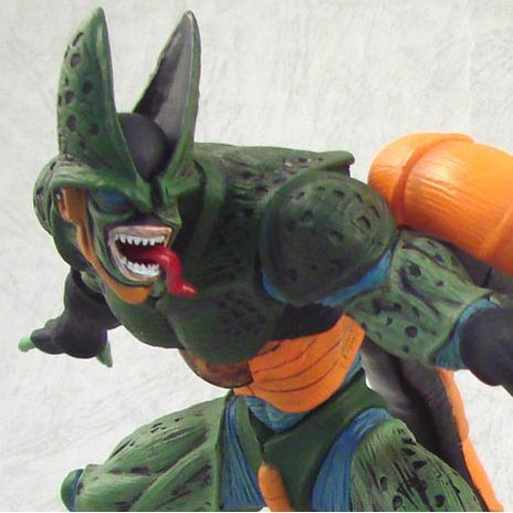 Dragon Ball Kai DX Pre-Painted Figure: Cell