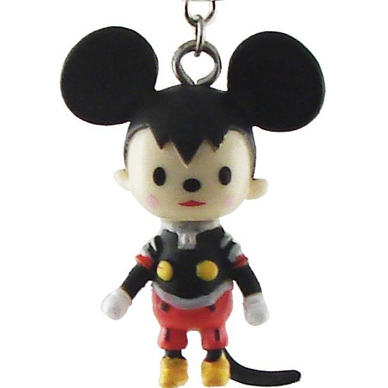 Square Enix Kingdom Hearts Avatar Mascot Phone Strap Vol.3: King (Mickey)