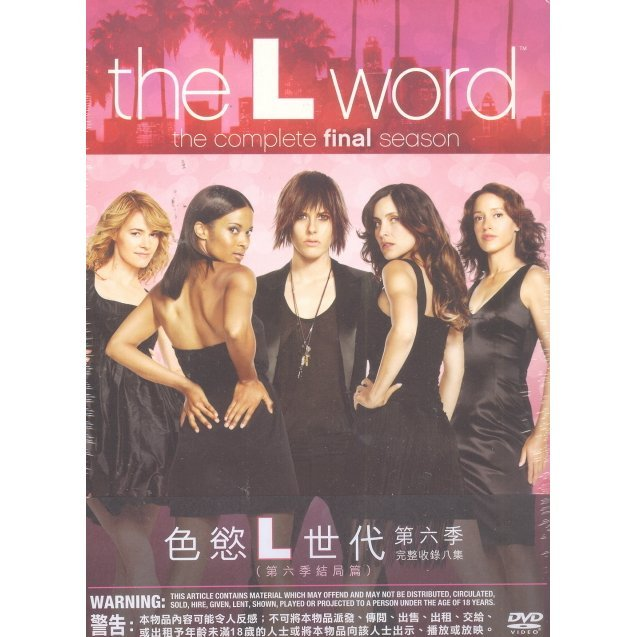 The L Word [3-Disc Boxset The Complete Sixth Season END]