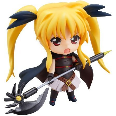 Nendoroid No. 099 Magical Girl Lyrical Nanoha The Movie 1st: Fate Testarossa