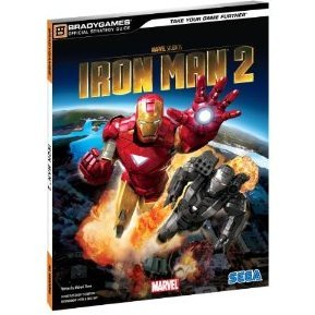 Iron Man 2: Official Strategy Guide