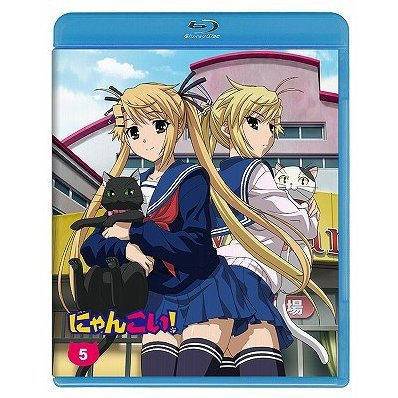 Nyankoi 5 [Blu-ray+CD Limited Edition]