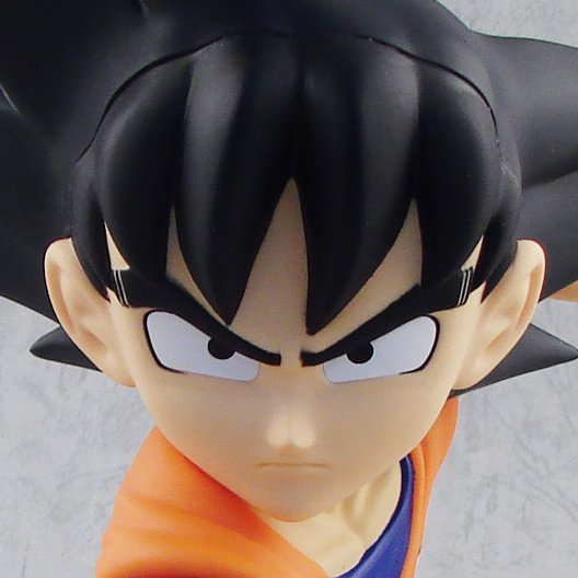 Dragon Ball Kai Pre-Painted Figure: Son Gokou Version 2