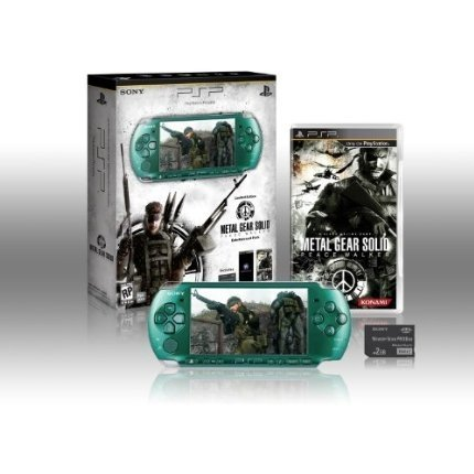 Metal Gear Solid Peace Walker (Entertainment Pack)