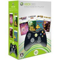 Xbox 360 Wireless Controller Game Pack (Black)