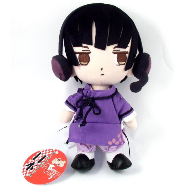 Hetalia Axis Powers Plush Doll: Virtual Idol Japan