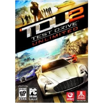 Test Drive Unlimited 2 (DVD-ROM)