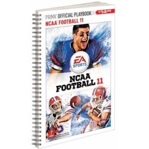 NCAA Football 11 Prima Essential Guide