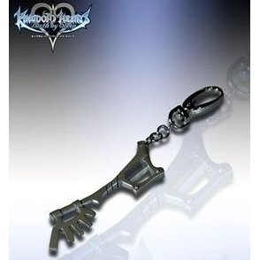 Square Enix Kingdom Hearts Birth by Sleep Key Blade Key Chain: Fresh Breeze