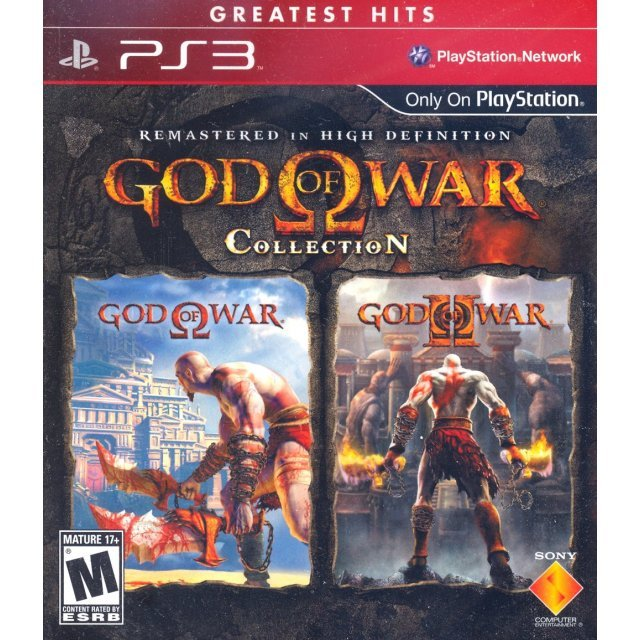 God of War Collection (Greatest Hits)