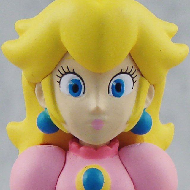 Super Mario Figure Collection Vol. 3 Pre-Painted Mini Figure: Princess